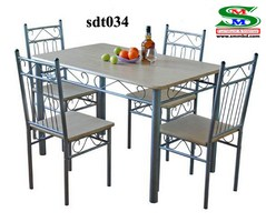 Steel Dinning Table (034)