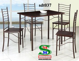 Steel Dinning Table (037)