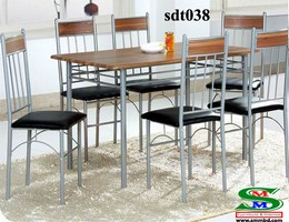 Steel Dinning Table (038)