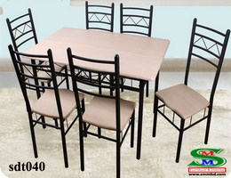 Steel Dinning Table (040)