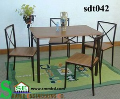 Steel Dinning Table (042)