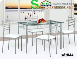 Steel Dinning Table (044)