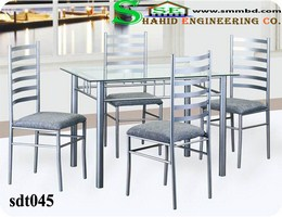 Steel Dinning Table (045)