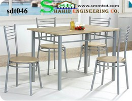 Steel Dinning Table (046)