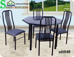 Steel Dinning Table (048)