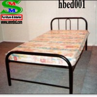 Single hostel bed(001)