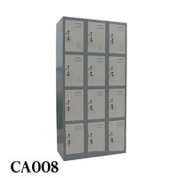 12 Door Gym Lockers (008)