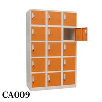 15 Door Sports Lockers (009)