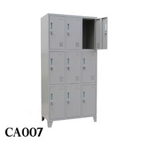 steel locker