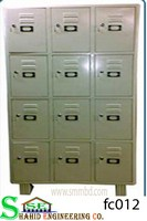 12 Drawer Filing Cabinet (012)