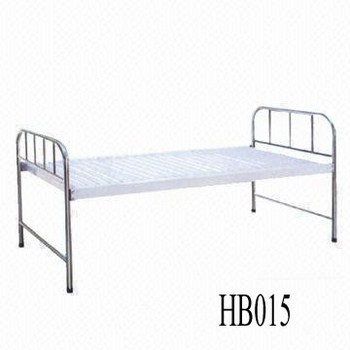 Stainless Steel Hospital Bed (015)