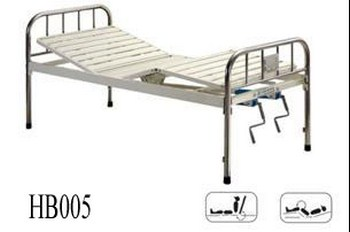 Stainless Steel Hospital Bed (005)