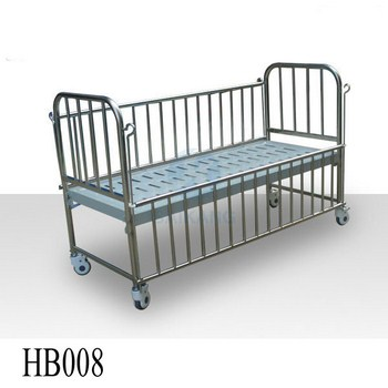 Stainless Steel Hospital Bed (008)