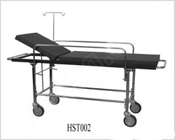 Hospital Stretcher Trolley (002)
