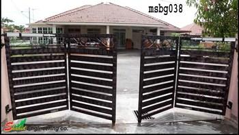 MS Boundary Gate (038)