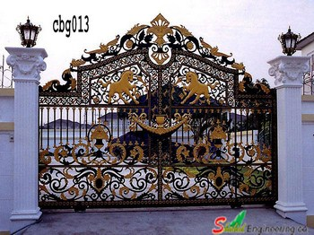 Casting Boundary gate (013)