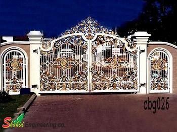 Casting Boundary gate (026)
