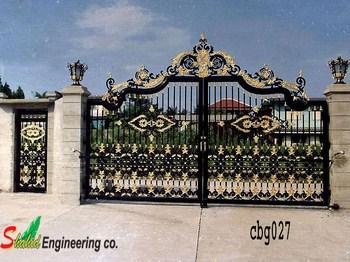 Casting Boundary gate (027)