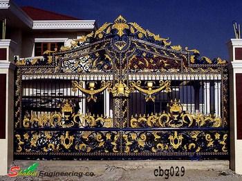 Casting Boundary gate (029)