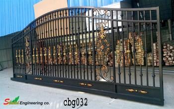Casting Boundary gate (032)