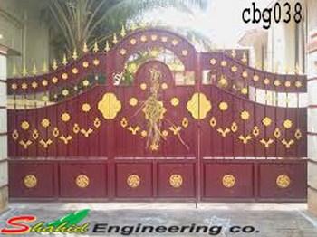 Casting Boundary Gate (038)
