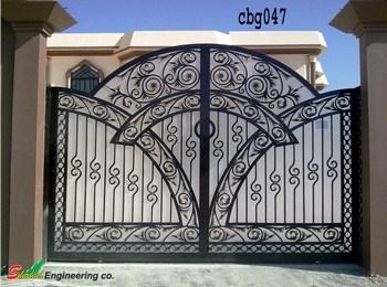 Casting Boundary Gate (047)