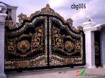 Casting Boundary gate (006)