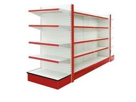 Adjustable Supermarket Gondola Shelving (004)