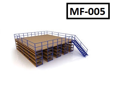Mezzanine Floor Rack Supplier