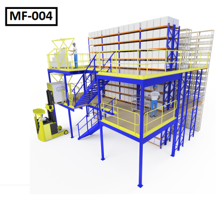 mezzanine floor rack supplier in bangladesh