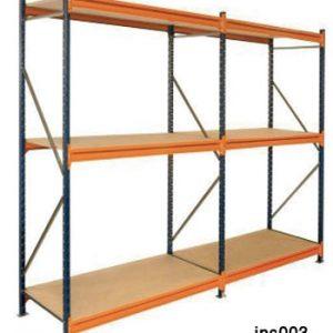 heavy duty industrial shelving