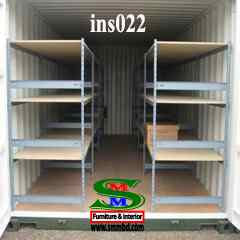 Container Heavy duty shelving