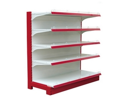 Wall gondola shelves for shop (006)
