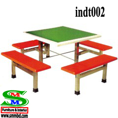 Industrial dining table (002)