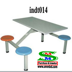 Industrial worker dining table (014)