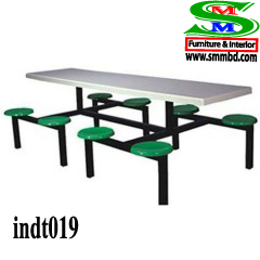 Industrial worker dining table (019)