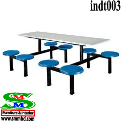 Industrial dining table (003)