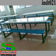 Industrial worker dining table (021)