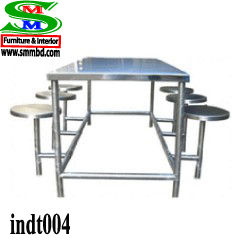 Industrial worker dining table (004)
