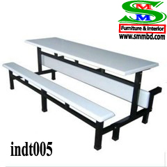 Industrial worker dining table (005)