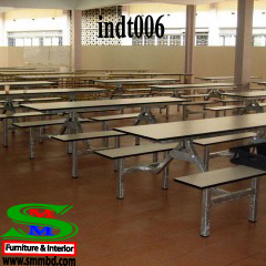 Industrial worker dining table (006)