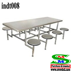 Industrial worker dining table (008)