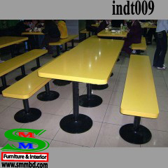 Industrial worker dining table (009)