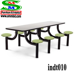 Industrial worker dining table (010)