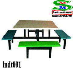 Industrial dining table (001)