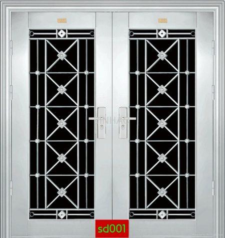 Steel Door (001)