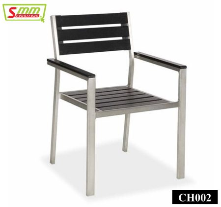 SS Chair with Board (CH002)
