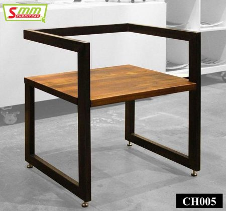 Steel Modern Chair