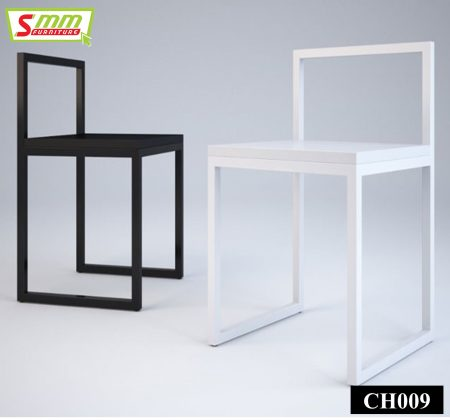 Iron Chair with Board (CH009)