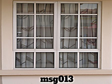 MS Window Grill(013)